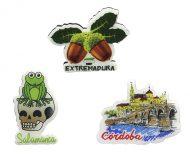 Pin forma personalizada souvenir turístico photooriginalgifts.com
